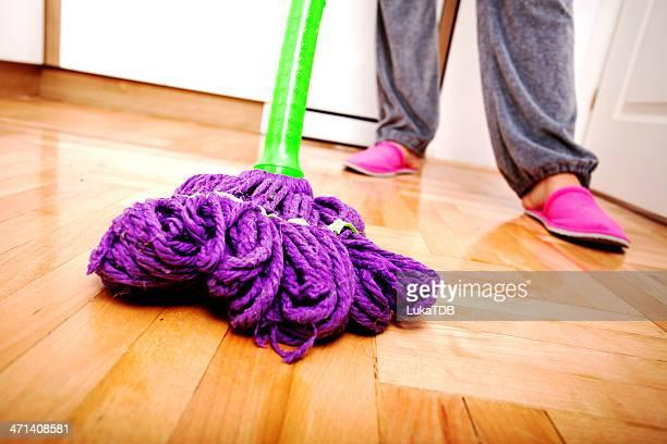 Nettoyage de maison