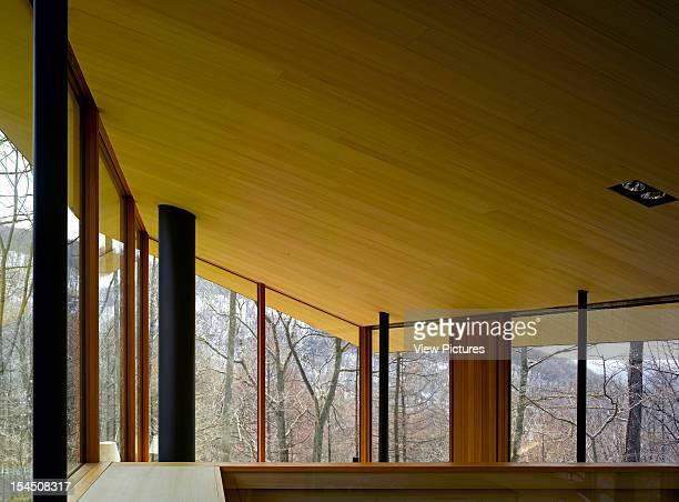 House Crane Karuizawa Japan Architect Atelier BowWow House Crane Interior Views