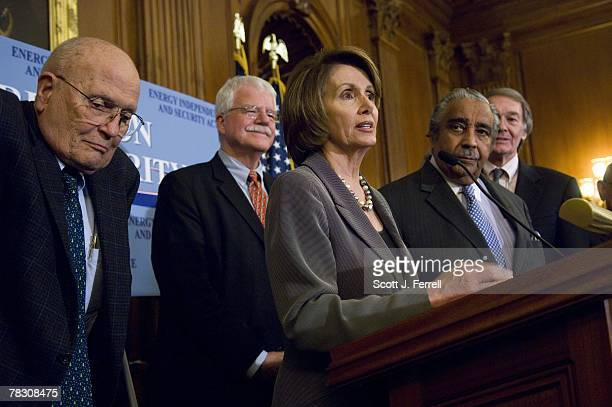 House Energy Chairman John D Dingell DMich House Education Chairman George Miller DCalif House Speaker Nancy Pelosi DCalif House Ways and Means...