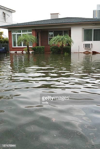 House Überschwemmung