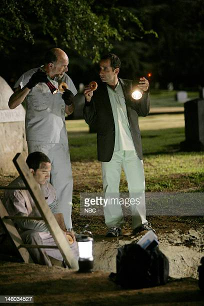 House 'Guardian Angels' Episode 4 Pictured Andy Comeau as Dr Travis Brennan Carmen Argenziano as Henry Dobson Peter Jacobson as Dr Chris Taub