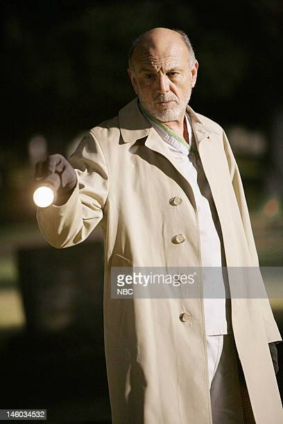 House 'Guardian Angels' Episode 4 Pictured Carmen Argenziano as Henry Dobson