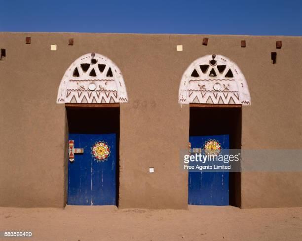 House in Aswan, Egypt