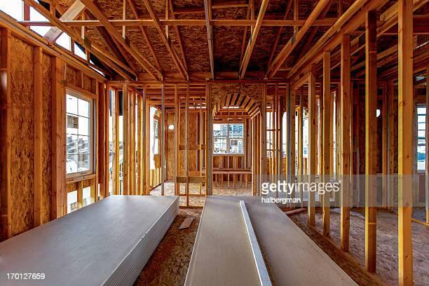 Unter Bau Haus innen