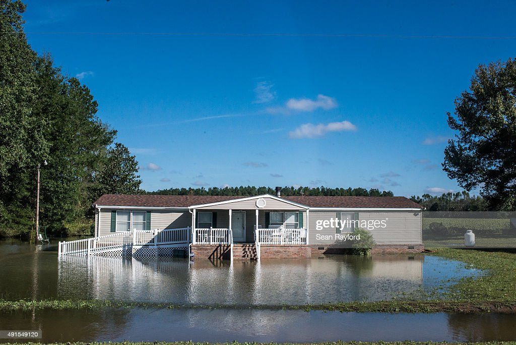 rain stops but flooding persists in sc getty images
