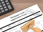 House mortgage loan application form