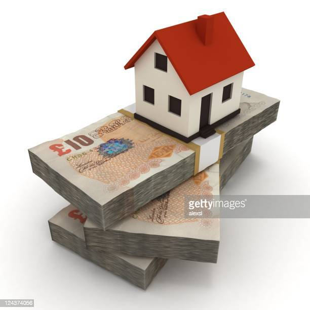 House Mortgage - Pound
