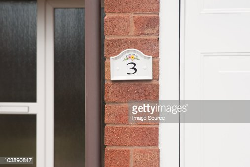 House number three