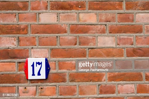 House numbering in the Netherlands
