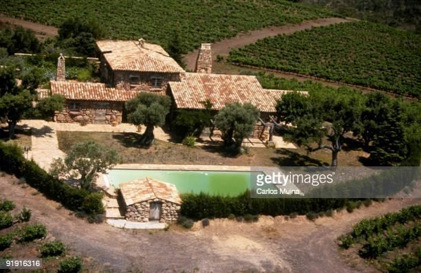 House Of Michael Schumacher In Petit Gondin Saint Raphael Win French
