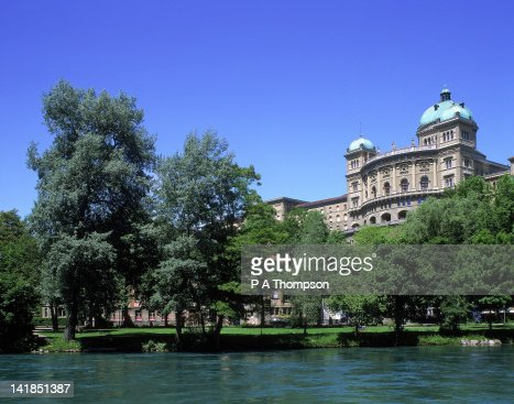 House of Parliament, Bern, Switzerland