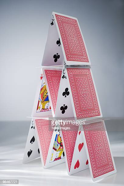 House of playing cards