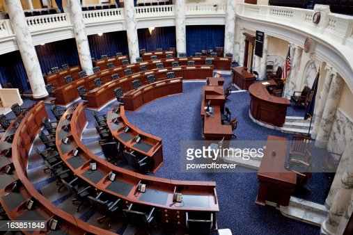 House of Representatives Chamber Idaho State Capitol