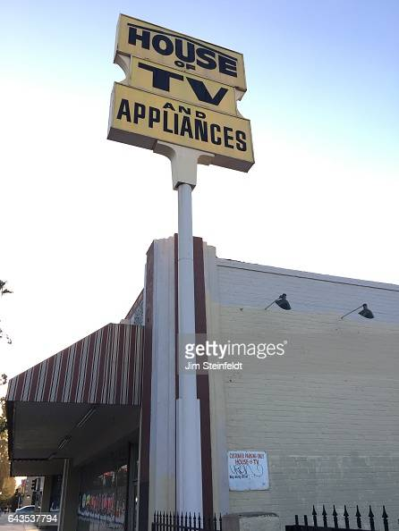 House of TV in Riverside California on January 19 2017