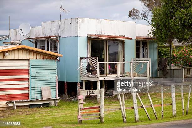 House on Kakapo Road.