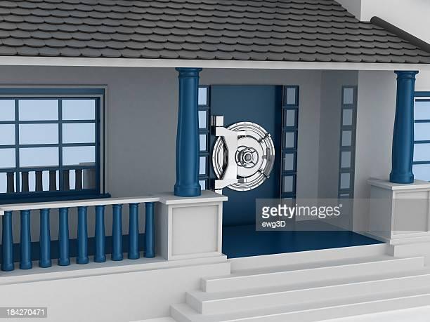 Concept de sécurité de l'hôtel