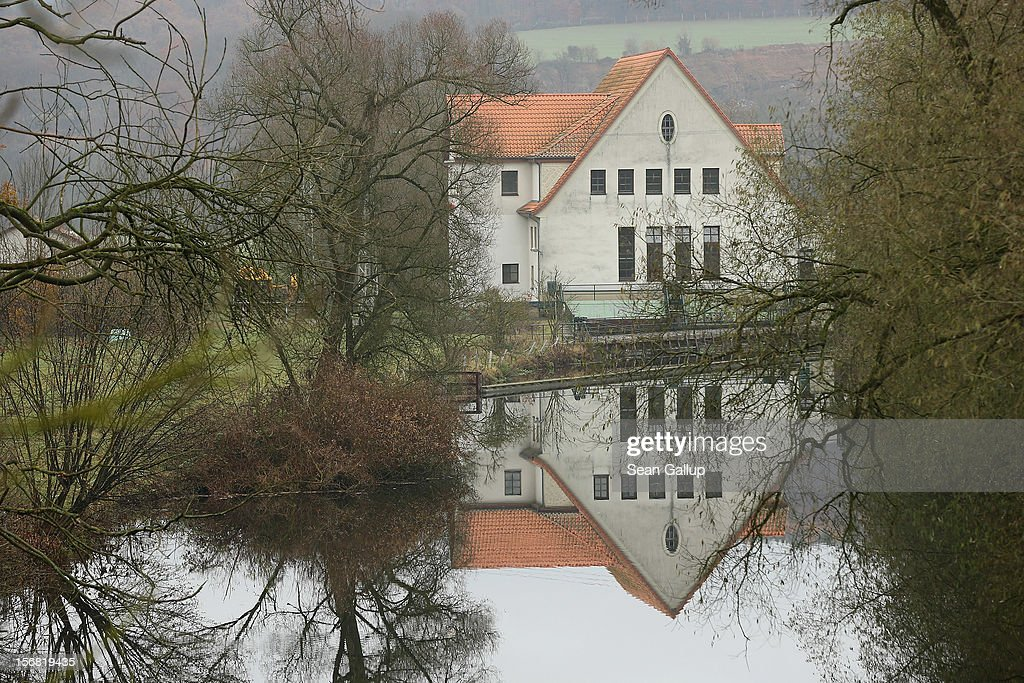 A house stands reflected in a river on November 19, 2012 in Wuelmersen, Germany. Wuelmersen lies along the 'Fairy Tale Road' (in German: Die Maerchenstrasse) that leads through the region between Frankfurt and Bremen where the Grimm brothers collected and adapted most of their fairy tales, which include such global classics as Sleeping Beauty, Little Red Riding Hood, Rapunzel, Cinderella and Hansel and Gretel, in the early 19th century. The 200th anniversary of the first publication of the stories will take place this coming December 20th.