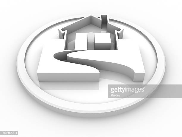 House symbol XXL