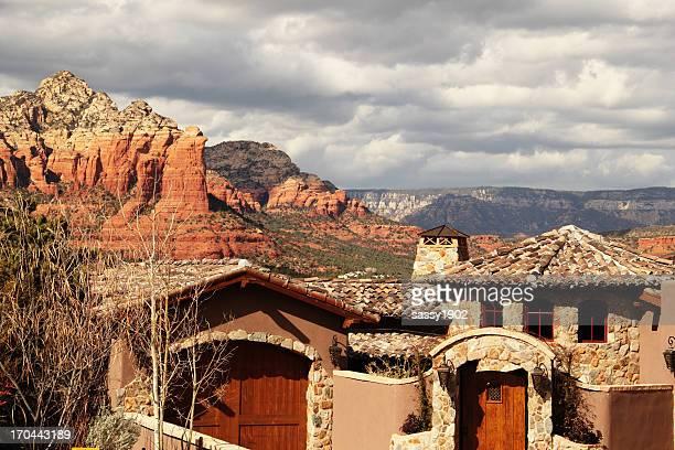 House View Sedona Red Rocks