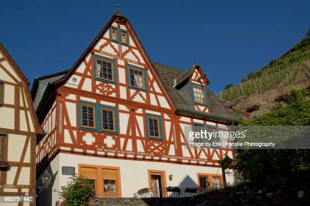 House & Vineyard in Bacharach, Germany
