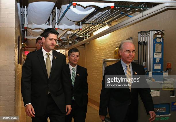 House Ways and Means Committee Chairman Paul Ryan House Committee on Financial Services Committee Chairman Jeb Hensarling and House Budget Committee...