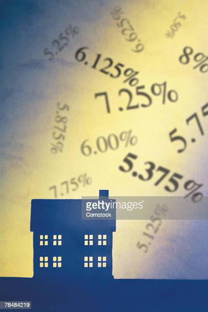 House with interest rates