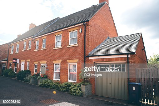 House with Sold Sign : Stock Photo