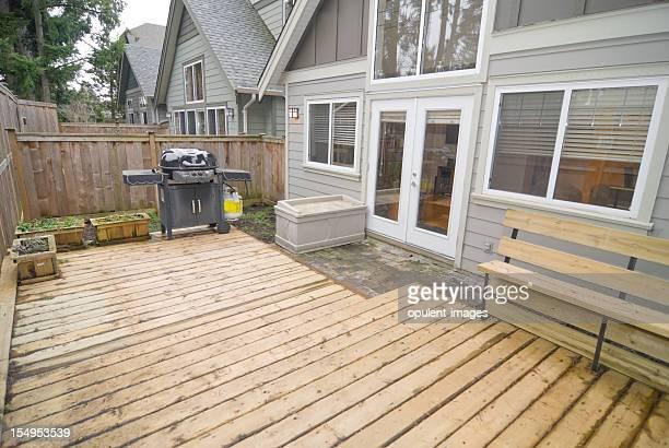 House Yard Deck