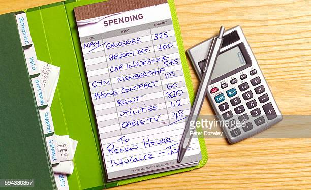 Household budgeting