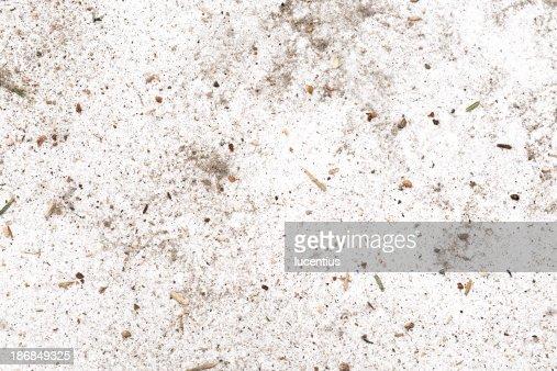 Household dust background