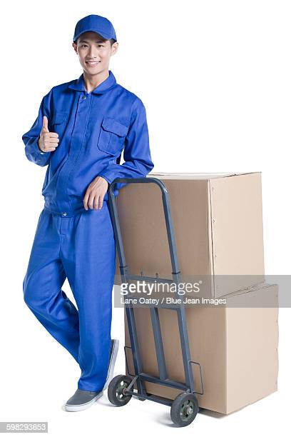House-moving service