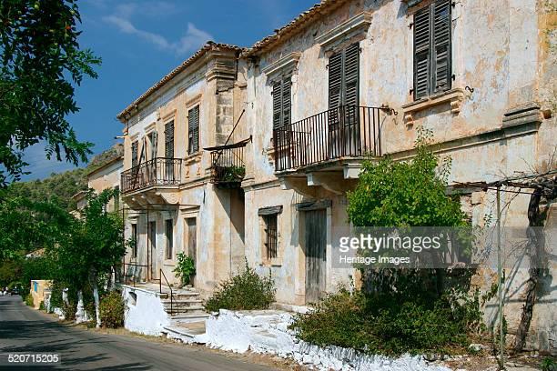 Houses Assos Kefalonia Greece
