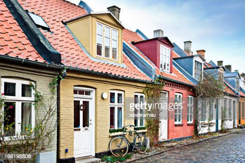 Houses in Aarhus