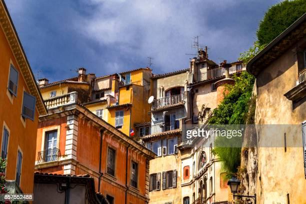 Houses in Grasse , Provence-Alpes-Côte d'Azur, France