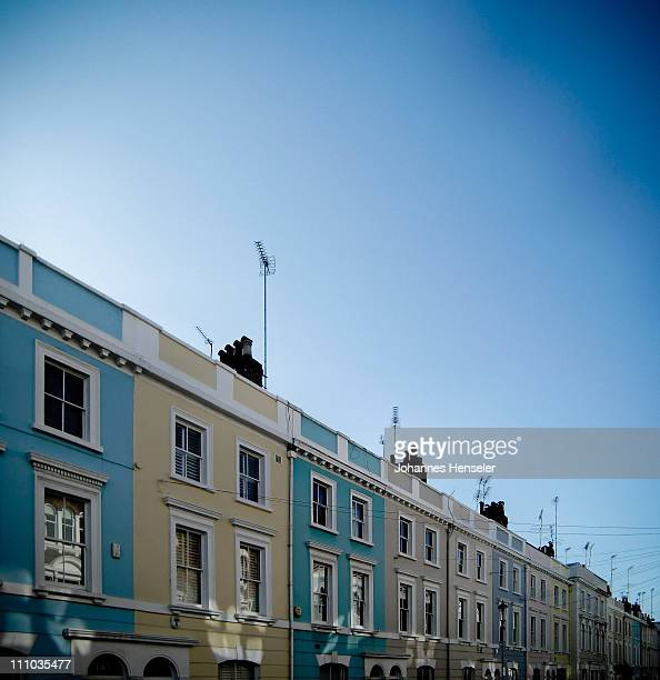 Houses in Notting Hill