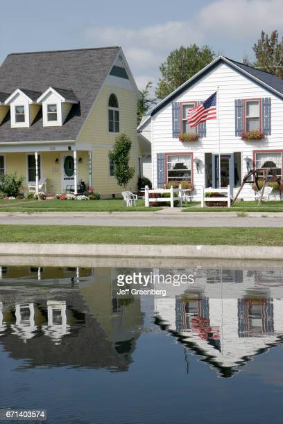 Houses in the Village Winona Lake