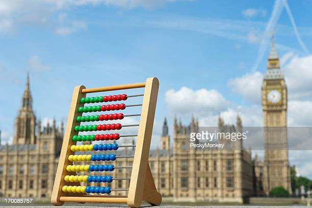 Houses of Parliament with Abacus