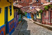 Guatape is a town and municipality in Antioquia Department, Colombia. Guatape is located in the outskirts of Medellín, bordering a reservoir created by the Colombian government for a hydro-electric da