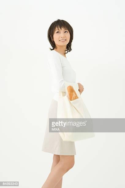 Housewife shopping