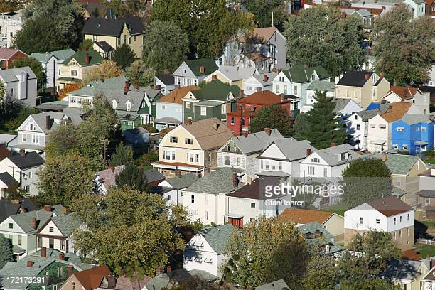 Housing Congestion, Wheeling, West Virginia
