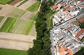 Housing Development next to Fields
