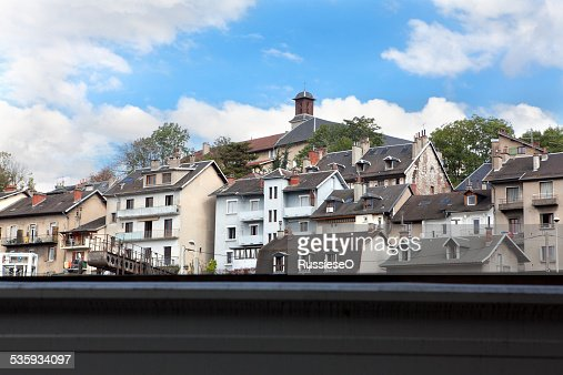 housing estate : Stock Photo