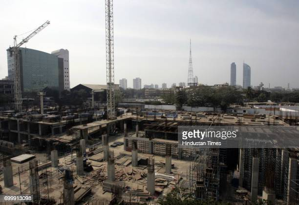 Housing Highrise Buildings Real Estate Construction Underconstruction