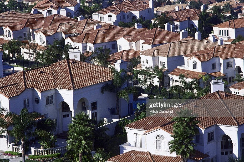 housing, orange county, california : Stock Photo