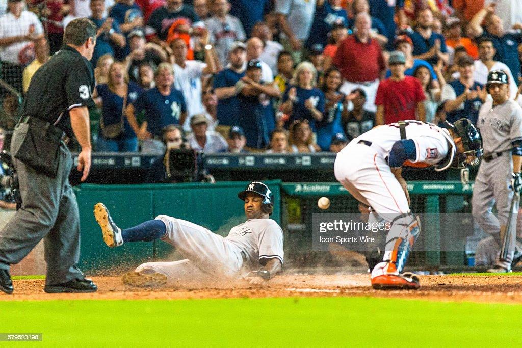 MLB JUN 27 Yankees at Astros