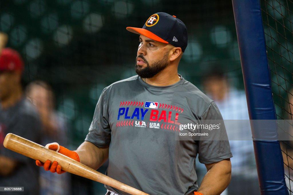 MLB JUL 01 Yankees at Astros