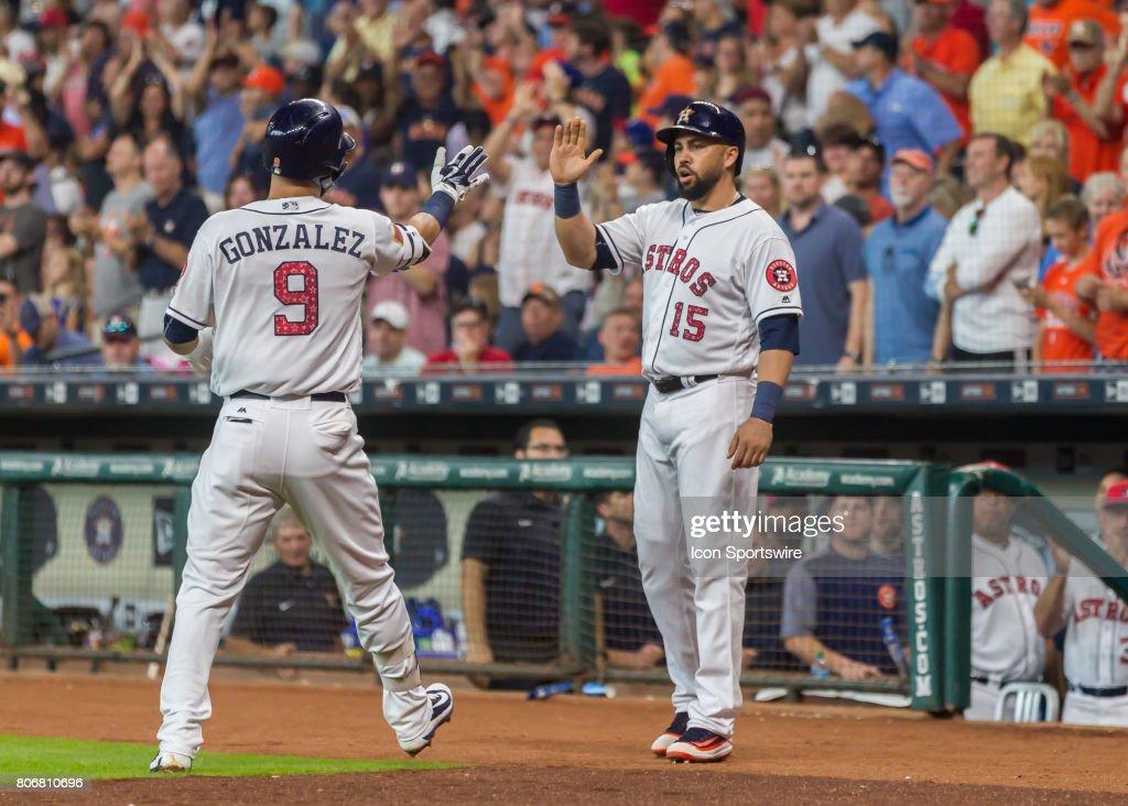 MLB JUL 02 Yankees at Astros