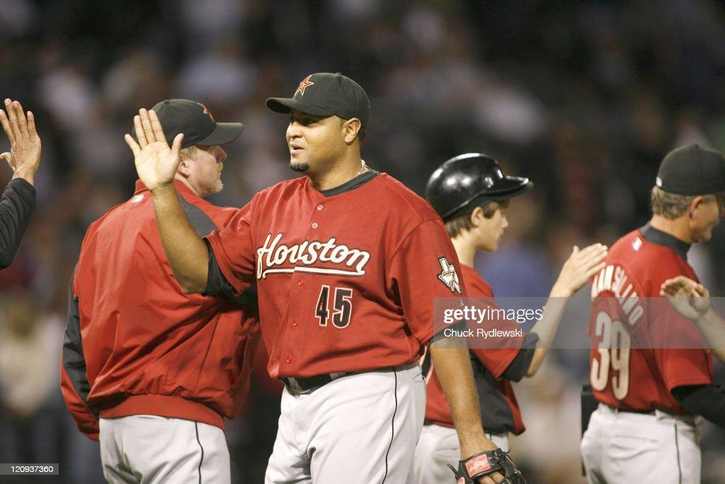 Houston Astros vs Chicago White Sox - June 8, 2007