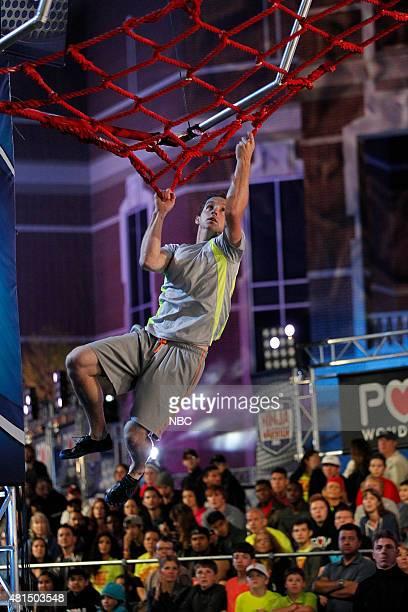WARRIOR 'Houston Finals' Pictured Darren Fagan