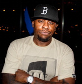 Houston rapper Scarface at the UrbanDaddy Presents Grey Goose Le Melon Fruit Of Kings Houston at Hotel Zaza on July 31 2014 in Houston Texas